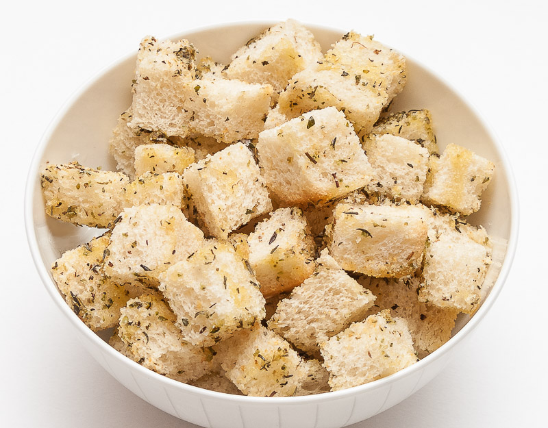 Herby Croutons