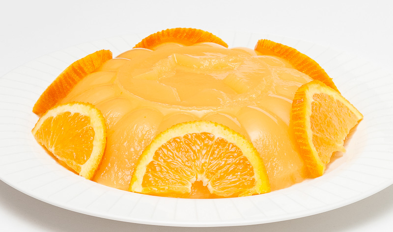 Real Orange Jelly