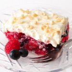 Creamy Summer Berry Jelly Salad
