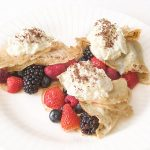 Summer Berry Crêpes
