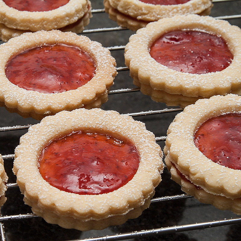 Strawberry Rings