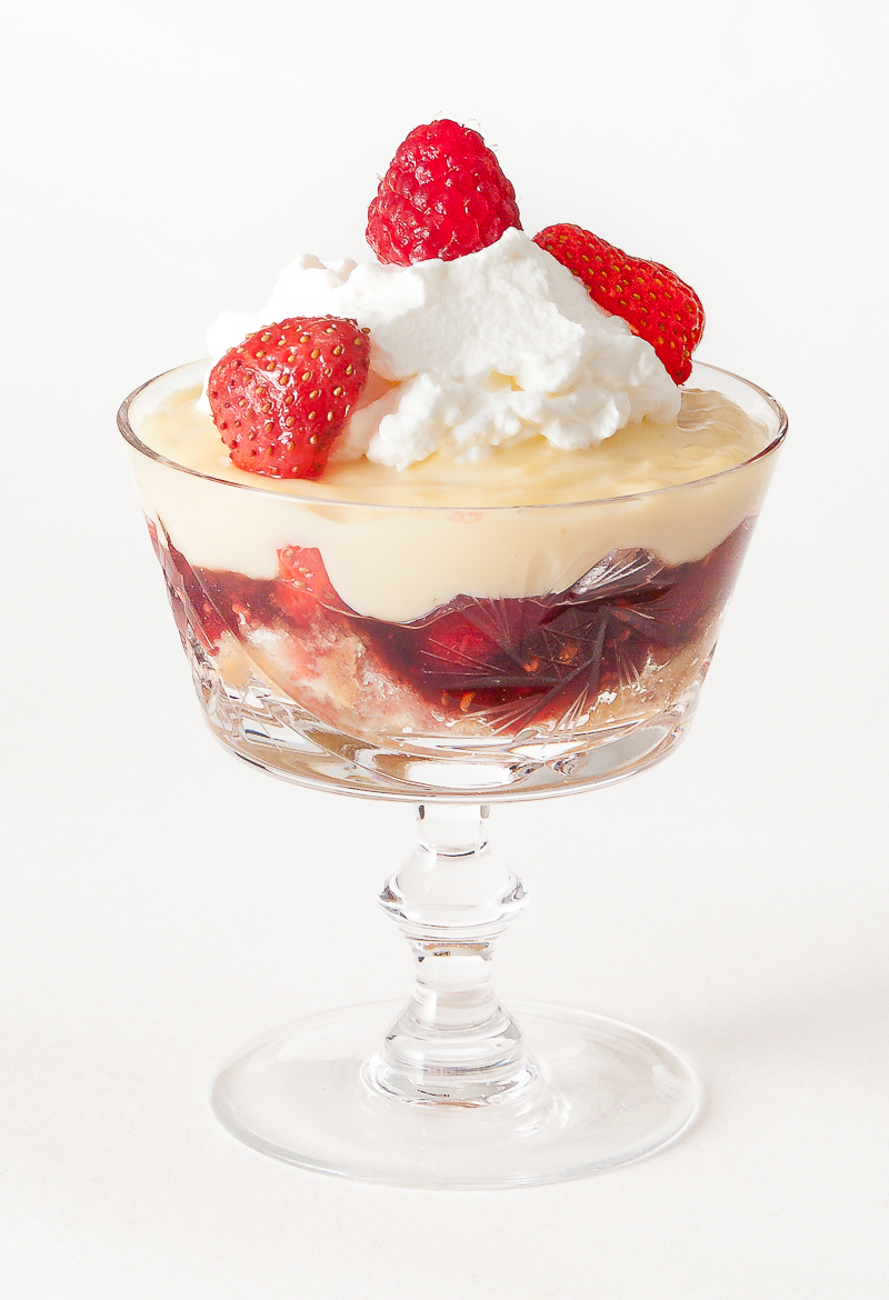 Easy Summer Trifle