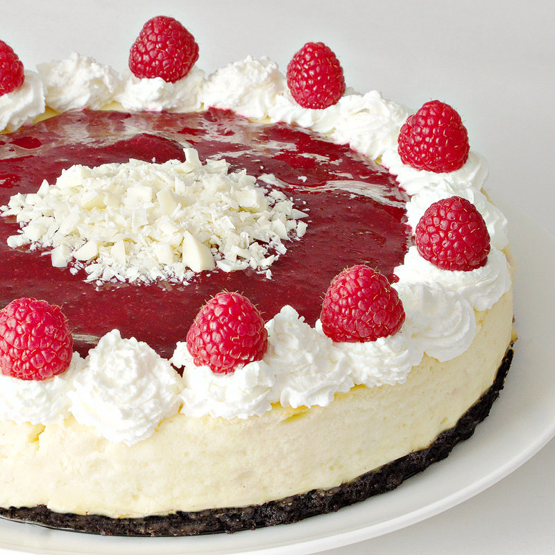 White Chocolate And Raspberry Cheesecake Recipes To Remember