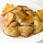 Crispy Crushed Baby Potatoes