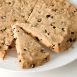 Currant Shortbread